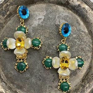 NEW A Little Bit Of Everything Statement Earrings